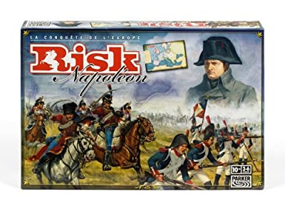 Hasbro - 7441010 - Jeu De Stratégie - Risk Napoléon