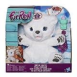 Hasbro FurReal Friends B9073EU4 Mein verspieltes Eisbär Baby, Elektronisches Haustier