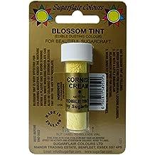 Sugarflair Blossom Tints Essbare Puderfarben Lebensmittelfarbe Fondant Puder Cornish Cream