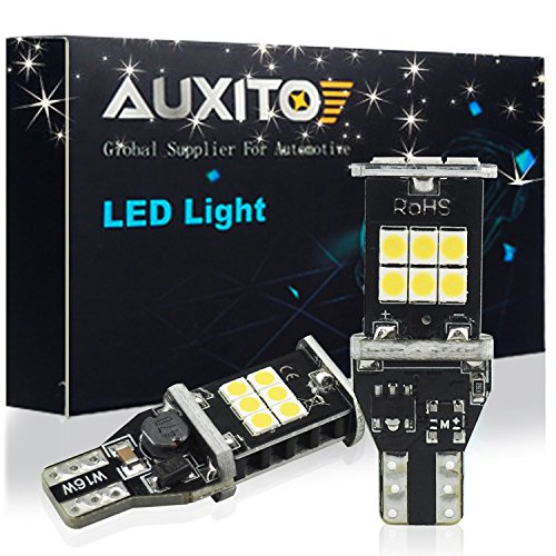 AUXITO-T15-W16W-LED-Rckfahrlicht-Birne-Auto-Lampen-1000-Lumen-Extrem-Helle-Canbus-Fehlerlose-921-912-2835-15-SMD-Chipstze-12V-Backup-Licht-Ersatz-6000K-Xenon-Wei-2-Stck