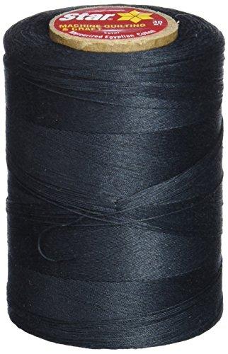 yli-corporation-1200-yd-star-fil-coton-mercerise-solides-noir