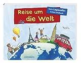 Mein Leporello-Kritzel-Malbuch: Reise um die Welt: (Verkaufseinheit)