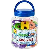 Alex - Formas para el baño numero y letras (Juratoys 612)