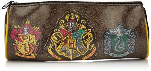 Harry Potter SR72357 Crests - Astuccio con Stemmi, Multicolore