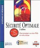 Telecharger Livres Securite optimale Pour proteger vos sites Web et votre reseau (PDF,EPUB,MOBI) gratuits en Francaise