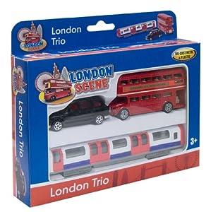 Richmond Toys, Motormax - Coche de Juguete (Motormax 76019)