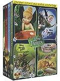 Disney fairies [4 DVDs] [IT Import]