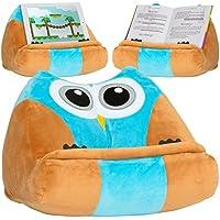 Cojín para lectura Infantil / Soporte para libros infantiles, ipad y tablets / Atril de