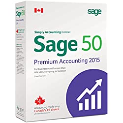 Sage Software Sage 50 Premium 2015 2 User Bil