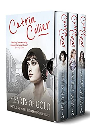 book cover of The Hearts of Gold Box Set Vol One