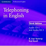 Telephoning in English Audio CD 3rd Edition (Cambridge Professional English)