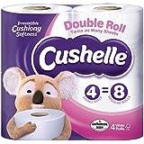 Cushelle Supersize Papier Hygiénique Blanc - 360 Feuilles Par Rouleau (4)