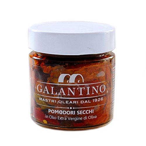 Pomodori secchi in olio extra vergine di oliva 230gr
