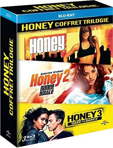 Coffret honey 3 films : honey 1 ; honey 2 ; honey 3 [Blu-ray] [FR Import]