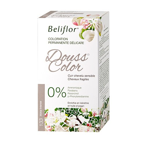 Beliflor Dousscolor Coloration Permanente N°133 Moka Intense 131 ml
