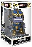 FunKo Pop! Marvel # 331 Marvel Studios 10 anni Thanos on Throne (Hot Topic Exclusive)