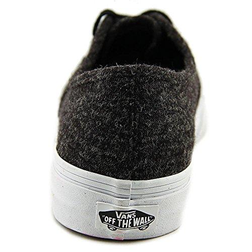 Vans Authentic Slim Jersey Black True White Sneaker Black