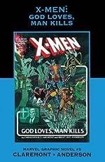 X-MEN GOD LOVES MAN KILLS PREM HC DM VAR ED 07 de Claremont Chris
