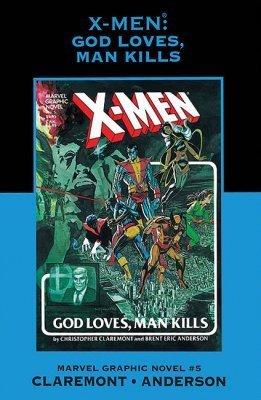 X-MEN GOD LOVES MAN KILLS PREM HC DM VAR ED 07