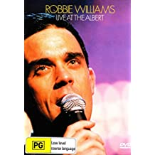 Robbie Williams : Live au Royal Albert Hall