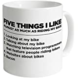 LBS4ALL Five Things I Like - Bike Mug