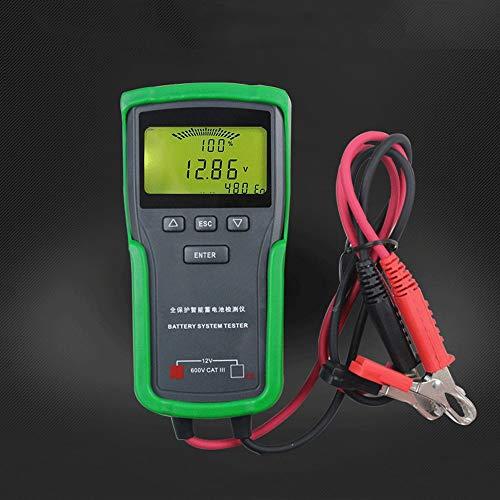Tester Batterie Auto Moto,Tester Per Batterie Ricaricabili,Tester batteria per auto 12V, tester capacità batteria, tester sistema batteria, capacità carico elettronico massimo, test carica batteria,A