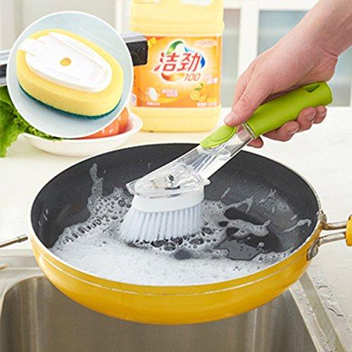 jwqwq-detergent-a-addition-automatique-brosse-a-vaisselle-manche-long-brosse-a-vaissellegreen