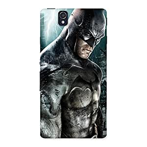 Premier Knight Force Designer Back Case Cover for Sony Xperia Z