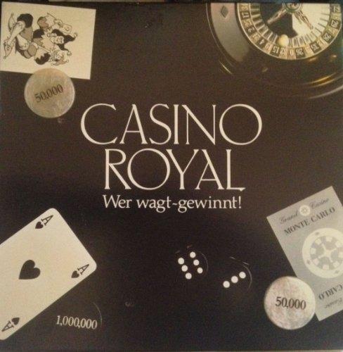 Casino Royal - Wer wagt gewinnt!