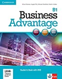 Business Advantage B1: Intermediate. Students Book + DVD