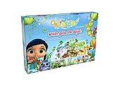 Noris 606011586 - Wissper - Wohin geht die Reise, Kinderspiel