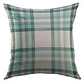 Best Better Homes and Gardens Bath Pillows - Mugod Pillow Case Flannel Tartan Plaid Checkered in Review