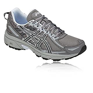 ASICS Venture 6 Women's Trail Running Shoes - 5.5 Grey