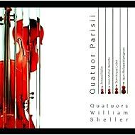 William Sheller - Oeuvres Pour Quatuor
