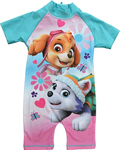 Girls-Paw-Patrol-All-in-One-Swimuit-Sunsafe-Sunsuit-Ages-18-Months-to-5-Years