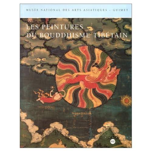 Les peintures du bouddhisme tibétain
