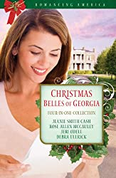 Christmas Belles of Georgia (Romancing America)
