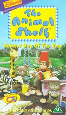 Animal Shelf - Hottest Day Of The Year (Disney) [VHS] - low-cost UK light shop.
