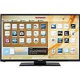 Telefunken LED-TV 110 cm 43 Zoll A43F446A EEK A+ DVB-T2, DVB-C, DVB-S, Full HD, Smart TV, WLAN, CI+