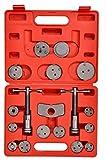 Pro-Lift-Montagetechnik Bremsenrücksteller Set, 18teilig mit 2 Spindeln, 40.40.36-1, 01385