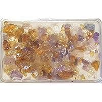KRIO® - schöner Amethyst Citrin Mix in Kunststoffdose liebevoll abgepackt preisvergleich bei billige-tabletten.eu