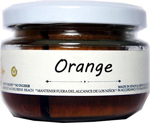 Duftglas Raumerfrischer Glas Duft Orange