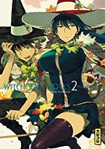 Witchcraft Works Edition simple Tome 2