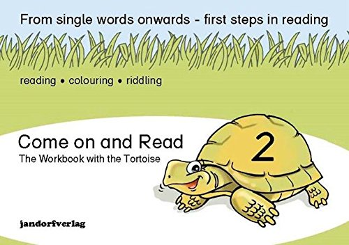 Come on and Read 2: The Workbook with the Tortoise