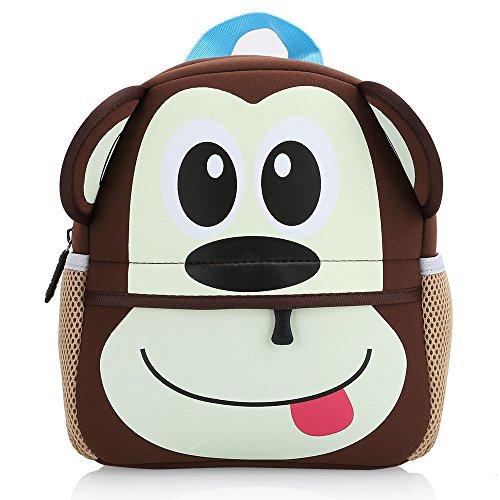 hotrose-children-bag-kindergarten-cartoon-backpack-animal-pattern-rucksack-for-toddler-boys-and-girl