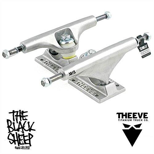 Theeve TiAX Skateboard Trucks 12,7cm breit