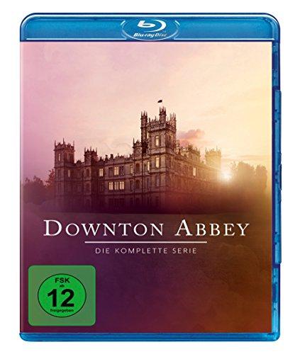 Kostüm Seasons Das Four - Downton Abbey - Die komplette Serie  (18 Blu-rays + 3 Bonus-DVDs )
