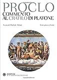Commento al «Cratilo» di Platone. Testo greco a fronte: 1