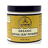 #5: Naturevibe Botanicals Organic Stevia Leaf Powder -200 gm