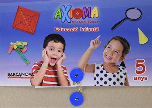 Axioma. Matemàtiques P5. Carpeta de l ' alumne (IB/PV) (Materials Educatius - Parvulari - 5 Anys)